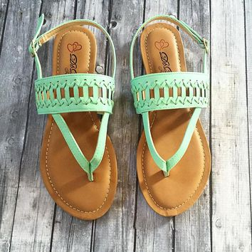 Say You Will Sandals