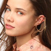Urban Outfitters - Spikes Cuff Earring