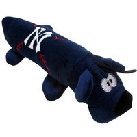 Chenier New York Yankees Plush Tube Pet Toy