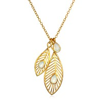 Marie Forleo's Share your Gifts Necklace