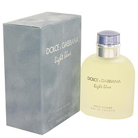 Light Blue by Dolce & Gabbana Eau De Toilette Spray 4.2 oz