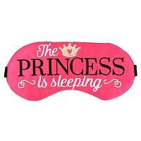 The Princess Is Sleeping Sleep Mask