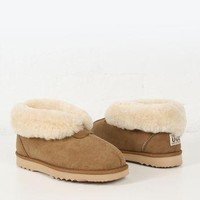 UGG Boot Mens Sheepskin Slipper