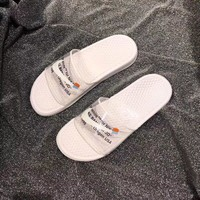 OFF WHITE x NIKE Benassi Transparent Sandal