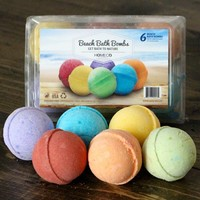 Bath Bombs Gift Set of 6