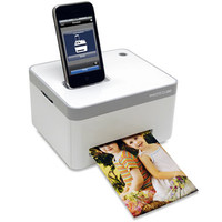 The iPhone Photo Printer - Print your pictures from your Iphone directly and fast!