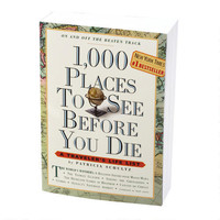 """1000 Places To See"" Book 