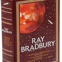 The Martian Chronicles/The Illustrated Man/The Golden Apples of the Sun (Barnes & Noble Collectible Editions)