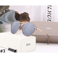 Dior 2019 new women's high-end polarized sunglasses #3