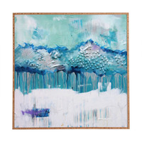 Kent Youngstrom Winter In Narnia Framed Wall Art