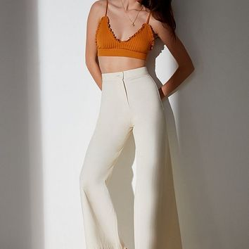 Sugarhigh Lovestoned Woody High-Rise Wide-Leg Pant   Urban Outfitters