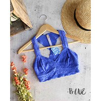 Free People - Intimately FP - Galloon Lace Racerback Bralette in More Colors