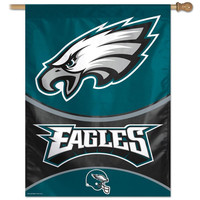 Philadelphia Eagles NFL Vertical Flag (27x37)