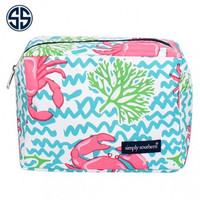 Simply Southern Print Cosmetic Bag