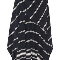 Madeleine Thompson - Striped cashmere wrap