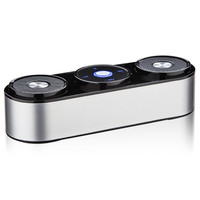 Touch Control Stereo Wireless Bluetooth Speaker