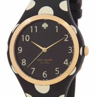 Kate Spade New York 'Rumsey' Silicone Watch