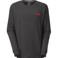 The North Face Men's Red Box Long Sleeve T-Shirt