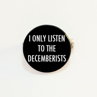 I Only Listen To The Decemberists from I Only Listen To
