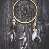 """Dream catcher 7"""", dreamcatcher, medium dreamcatcher, Indian dream catcher, ethnic home decor, wall decor for bedroom, original wall hangings"""