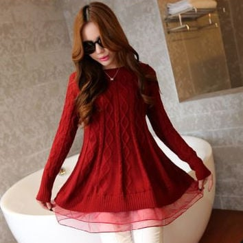 Casual Sweaters for Ladies