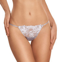 Barely There Lace G-String Panty Ajour Nocture