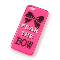 Fear the Bow Cover for iPhone 5 and 5s | Claire's