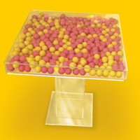 Candy Tables We make art possible, from limited edition toys to apparel, and much much more!