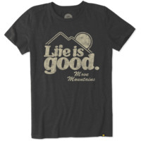 Women's Move Mountains Cool Tee