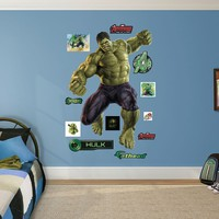 Avengers: Age of Ultron Hulk Wall Decal by Fathead