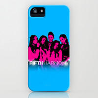 Fifth Harmony popart iPhone & iPod Case by DesignPassion