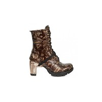 New Rock - M-TR001-S5 Ankle Boot Trail Boots