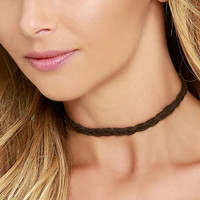 Womens Handmade Choker Necklace +Gift Box