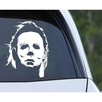 Michael Myers Halloween (j) Die Cut Vinyl Decal Sticker