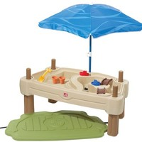 Step 2 Naturally Playful Adjustable Sand & Water Table - Free Shipping