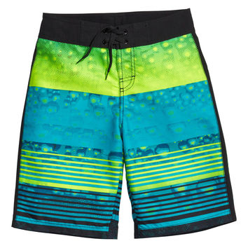 H&M - Swim Shorts - Green - Kids