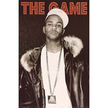 """The Game Portrait Poster (24""""x36"""")"""