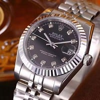 Boys & Men Rolex Fashion Quartz Watches Wrist Watch