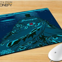 Ponyo On The Cliff Mousepad Mouse Pad|iPhonefy