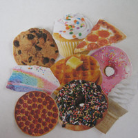 food stickers (choose 3)