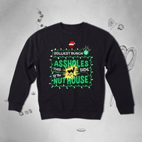 Christmas Vacation  Griswold Family Humor Sweatshirt Unisex Top Sweater Pullover