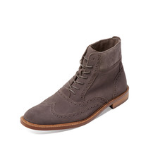 Original Penguin Men's Suede Boot - Grey -