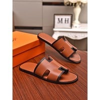 HERMES  Popular Summer Women's Flats Men Slipper Sandals Shoes