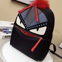 FENDI Explosion Models Monster Backpack Bag