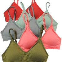 Seamless Sport Bra (more colors) -  FINAL SALE