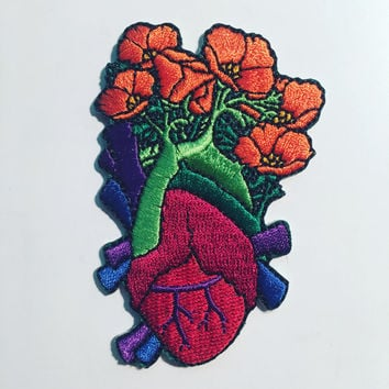 "3"" California Love Embroidered Patch"