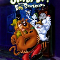 Scooby-Doo Meets the Boo Brothers 27x40 Movie Poster (1987)