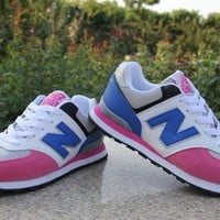 new balance women sport casual multicolor n words breathable sneakers running shoes
