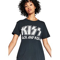 Kiss Rock and Roll Band Shirt by Daydreamer LA