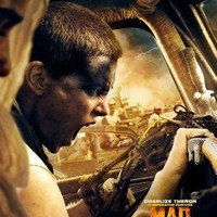 Mad Max Fury Road Poster Standup 4inx6in
